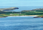 S1.2 View of Papa Stour from Sandness Hill (RMMC) - click for a larger image